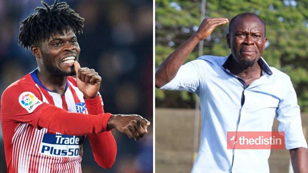 Arsenal Midfielder Thomas Partey Sacked From Ghana Camp In Cape Coast | Details