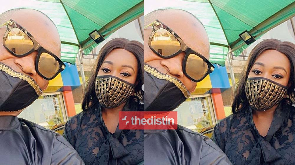Fadda Dickson Spotted Chopping Love With Actress Jackie Appiah | Photos