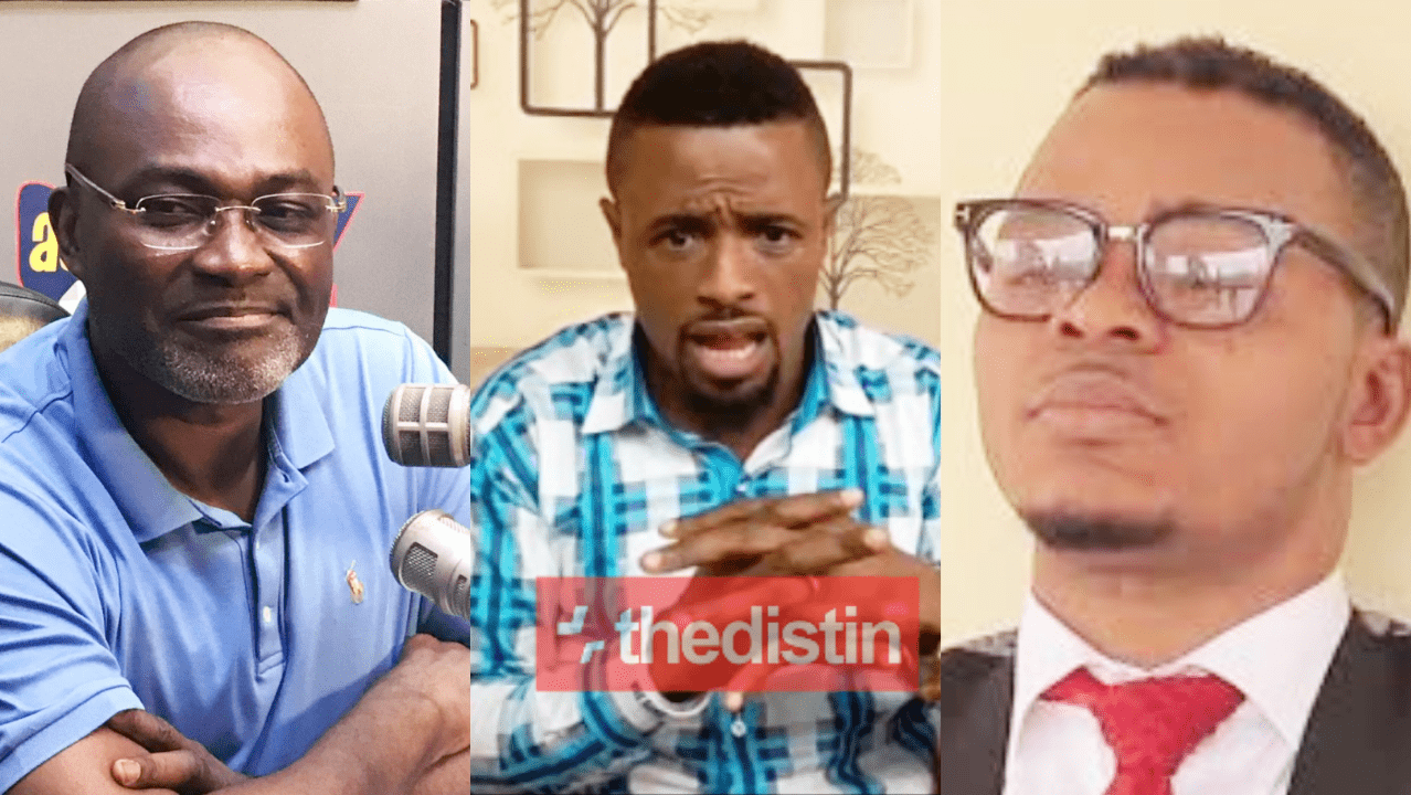 Kennedy Agyapong Leaks Chat Of Bishop Obinim Planning To Kill His Junior Pastor, Saviour | Screenshot
