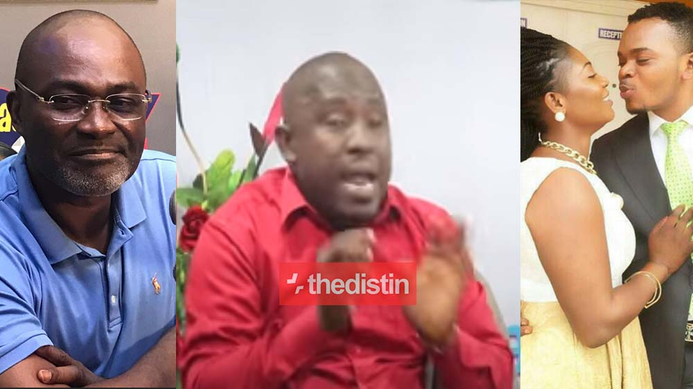Bishop Obinim's Brother Breaks Silence; Confirms What Kennedy Agyapong Said Is True & Reveals More Secrets Of Obinim | Video