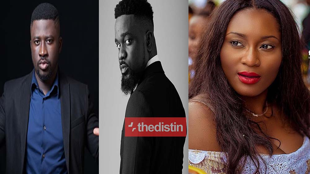 """This Is How Tracy Sarkcess Reacted About Sarkodie Released His Diss Song """"Sub Zero"""" To Asem"""