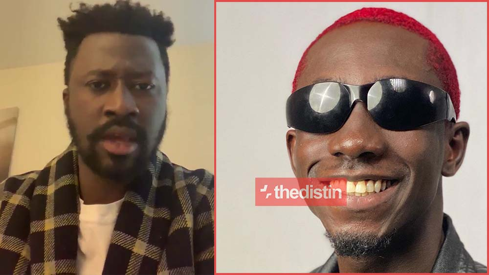 Bosom PYung Joins Sarkodie's Beef Asem, Ball J and Shatta Wale