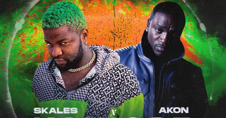 """""""Kowope"""" By Skales Ft Akon