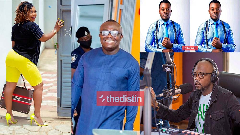 Jon Germain & K.O.D Didn't Resign From EIB Network, They Were Sacked By Bola Ray Because They Wanted To Sabotage Him - Afia Schwarzenegger Says | Video