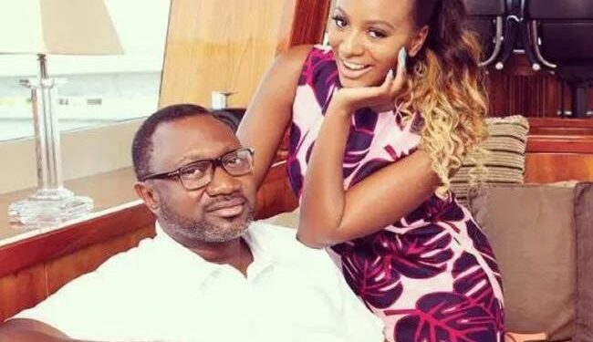 """DJ Cuppy """"Exposes"""" Her Father, Femi Otedola For Secretly Writing A Book   Video"""