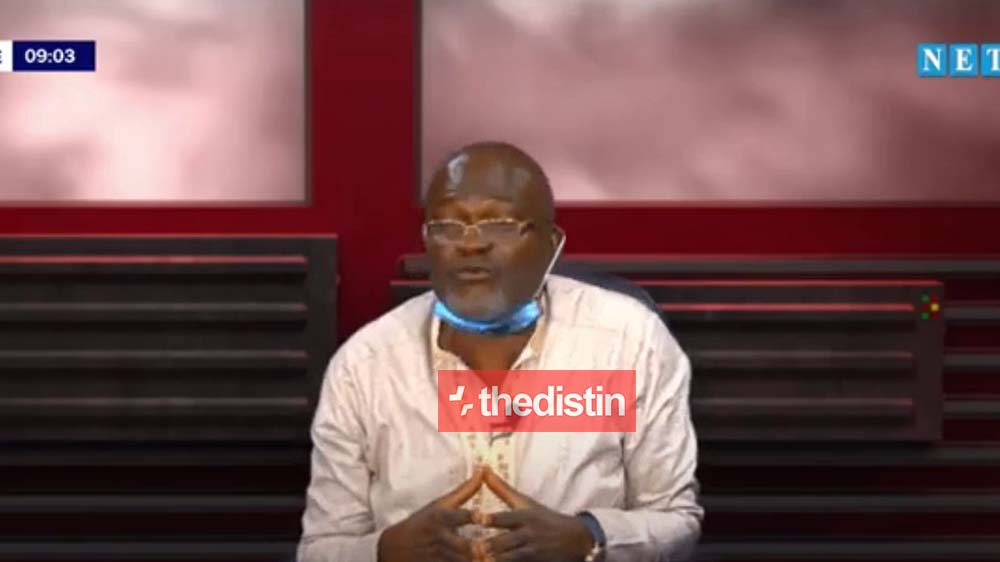 Kennedy Agyapong Throw Shades At Prophet 1 On Net 2 TV | Check Why | Video |