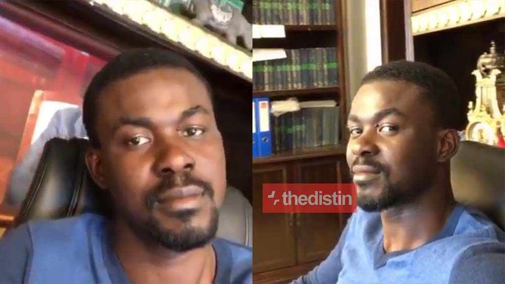 Nam1 Shares A Selfie Video From His Office In Celebration Of His Birthday
