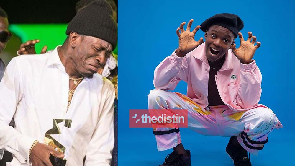 'I just shed tears listening to this' - Shatta Wale Reacts To A Song Dedicated To Him By Bra Alex   Video