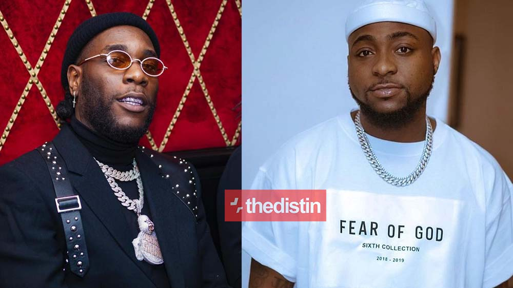 Davido And Burna Boy Clash On Social Media | Here's How Everything Started & Who Eventually Won