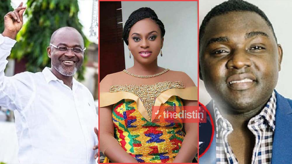 Kennedy Agyapong Forced Adwoa Sarfo To Sock His Joystick On Her Wedding Day   Kevin Taylor Replies Him