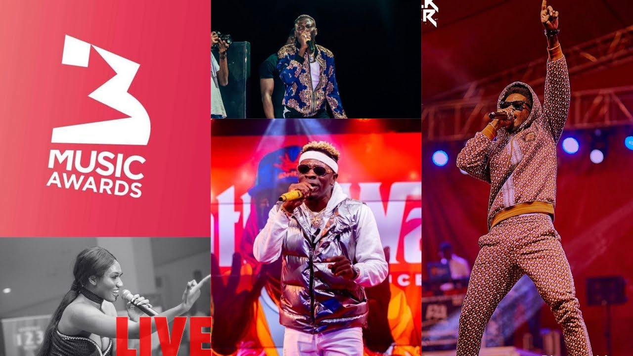 3Music Awards 2020 Edition Ongoing   Watch Live Stream Here