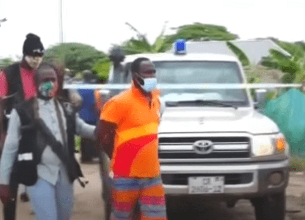 The Two Fetish Priests Arrested Chased Out From Suhum For Murdering Innocent Individuals