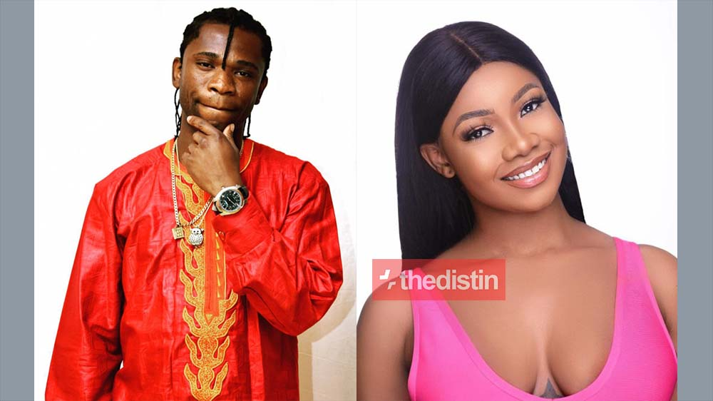 Speed Darlington Willing To Pay N390,000 To Anybody Who Can Bring Down Tacha's Instagram