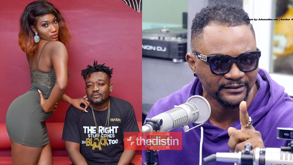 """""""Mr. Foolish, stop attacking my artiste"""" - Bullet Replies Mr. Logic After He Said Wendy Shay Is Not Queen Of Ghana Music"""
