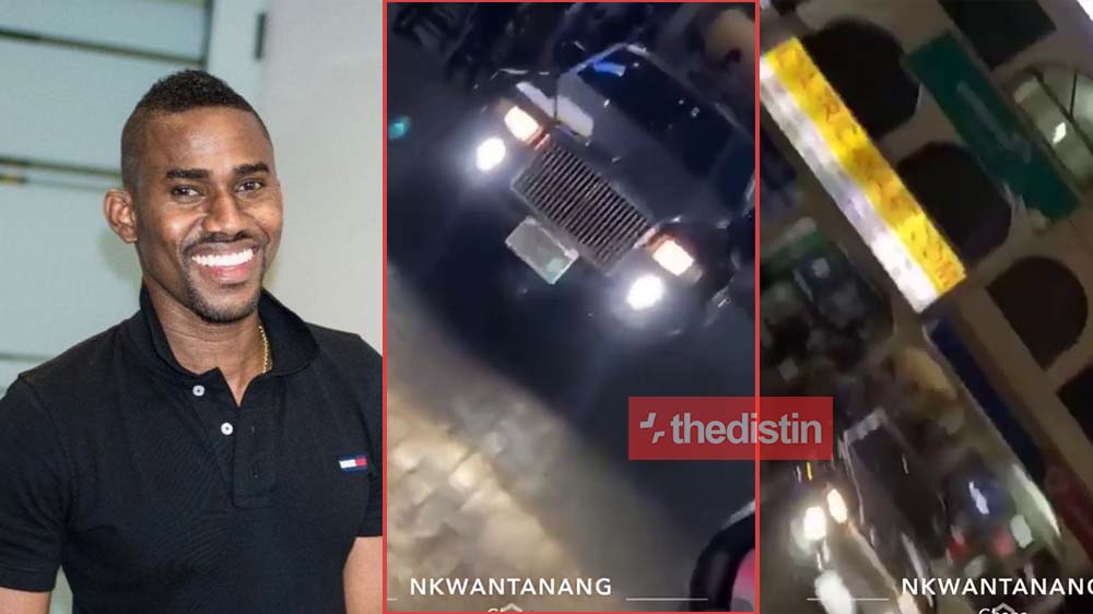 Video: Ibrah One Spies On Kennedy Agyapong? Disses Him After Meeting Him Face to Face?