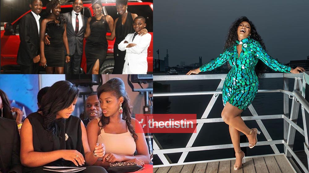 Nollywood Actress Omotola Jalade Ekeinde Shares Her Story Of How She Infected Her Kids With COVID 19
