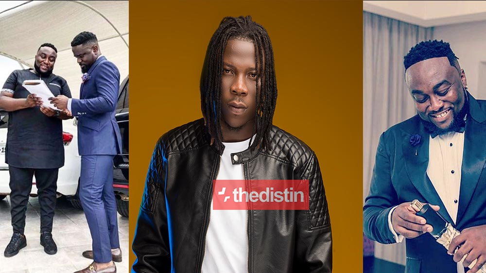 Sarkodie Finally Speaks About Stonebwoy's Assault On His Manager, Angelo | Here's Everything He Said