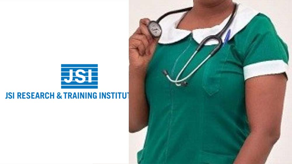 Apply Now: Recruitment Of 40 Nurses At JSI Research & Training Institute