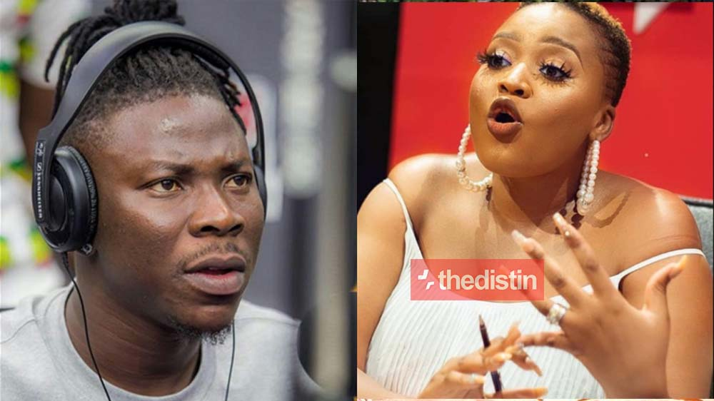 """MzGee Finds Trouble Over """"Stonebwoy Beating Louisa"""" Comments On TV 