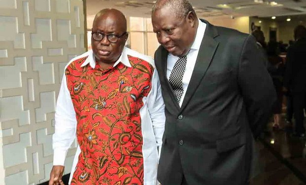 Akufo-Addo Directed Me Not To Take Any Further Actions On Agyapa Deal – Martin Amidu Reveals