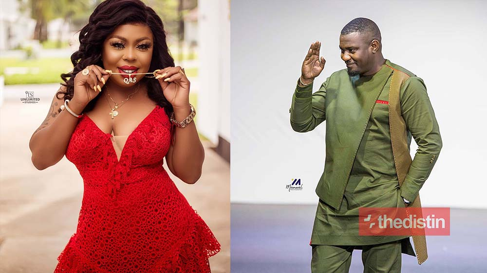 John Dumelo Quickly Apologizes To Ghanaians After Afia Schwar Blasts Him For Saying NDC Supporters Will Beat Anybody Who Tries To Rig December 7 Election (Photo)