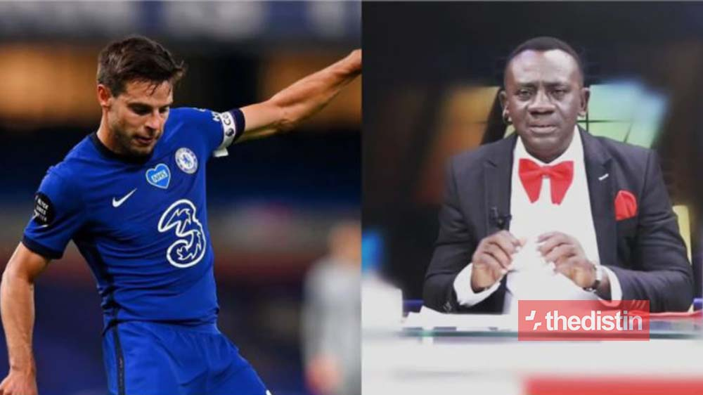 Akrobeto: Chelsea Captain César Azpilicueta Shares Hilarious Moment He Wrongly Mentioned His Name (Video)