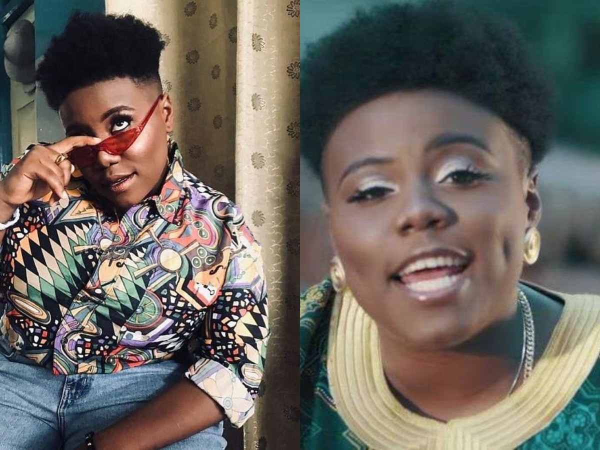 Fans Troll Teni Over Her Inability To Cook (Photo)