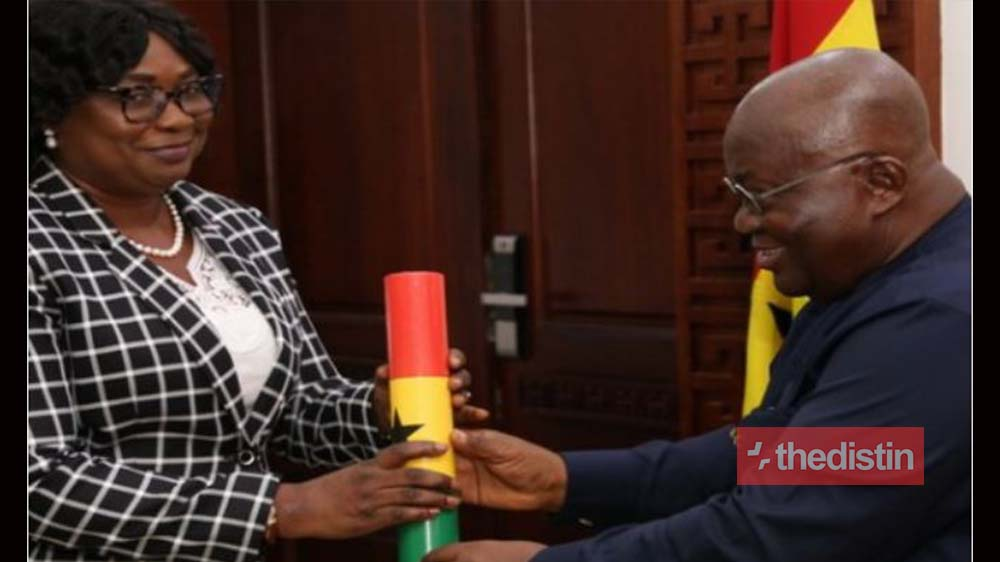 Cynthia Lamptey Appointed Acting Special Prosecutor Following Martin Amidu's Resignation