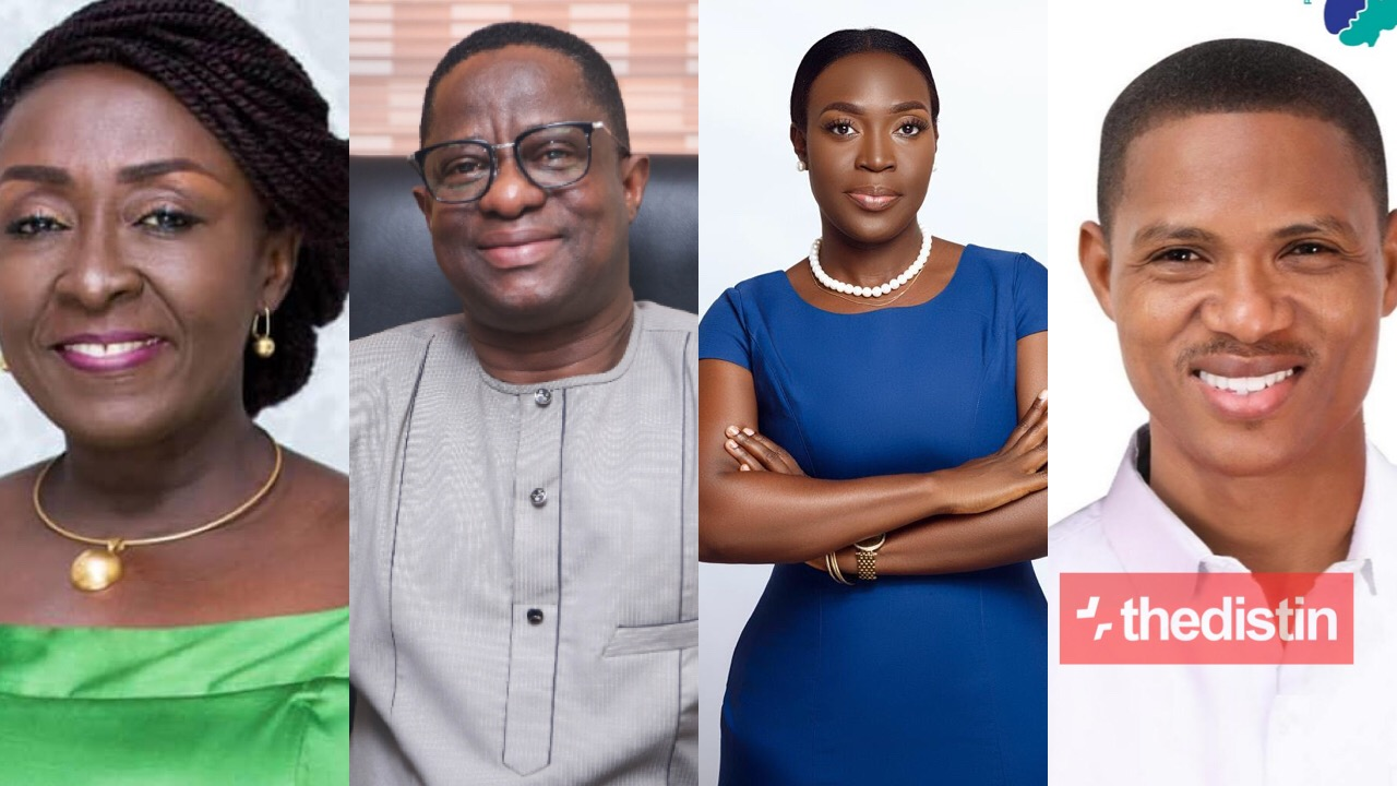 New Faces Of MPs in Ghana in 2020