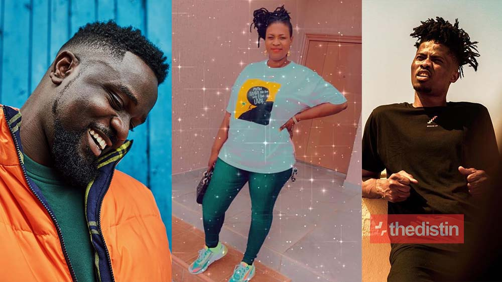"""Sarkodie's 'Diss' Verse On """"Cold"""" For 'Ayisha Modi' Is My Favorite This Year - Kwesi Arthur Boldly Says (Video)"""