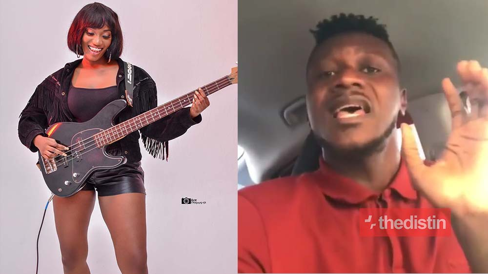 """""""the worst will be done to your daughter"""" – Wendy Shay Replies Keche Joshua For Saying She Is Depressed And On Drugs"""