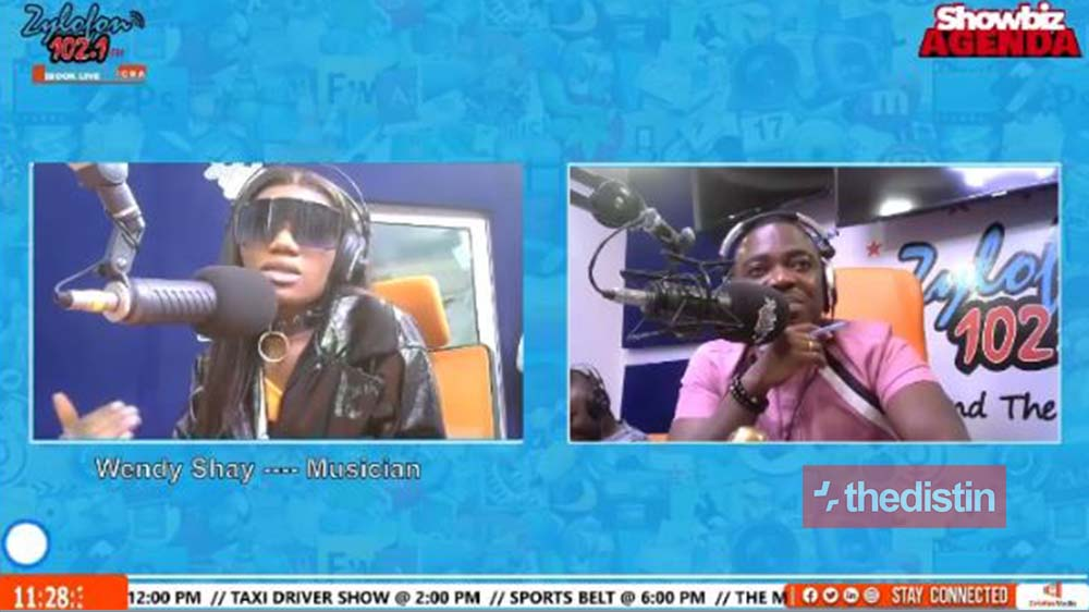 I Don't Blame Keche Joshua For Mocking Me, He's Being Fed By A Woman - Wendy Shay (Video)