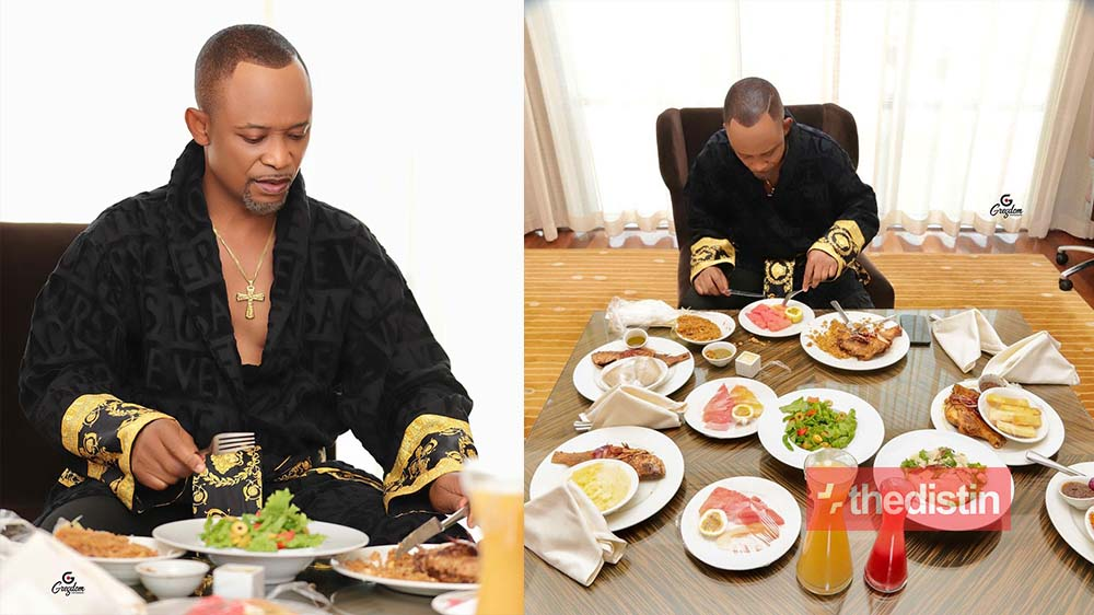 Fadda Dickson Marks His Birthday In A Grand Style With Beautiful Pictures Chiling