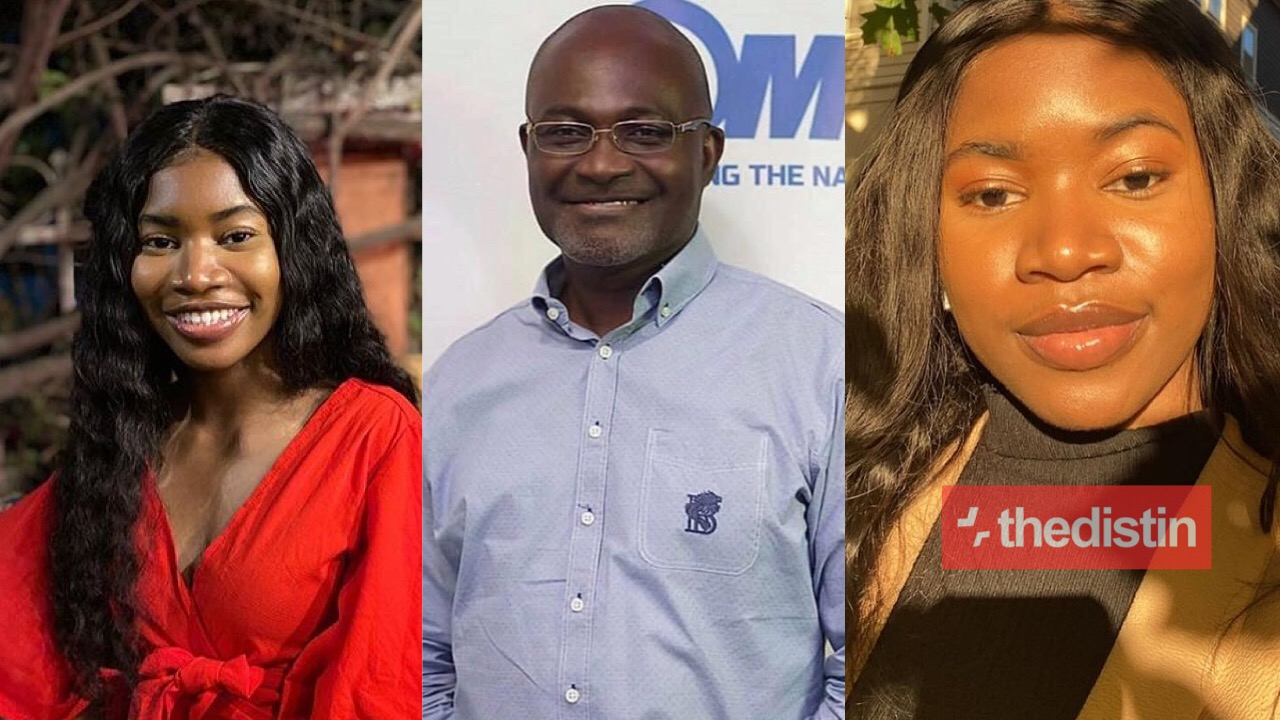 Abby: Kennedy Agyapong's 21-Year-Old Daughter