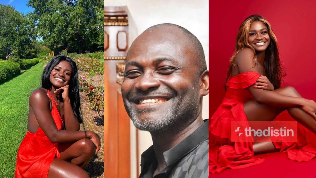 Kennedy Agyapong's daughter, Anthonel