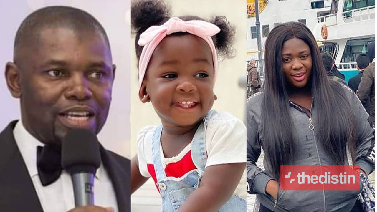 Tracey Boakye's daughter alleged father