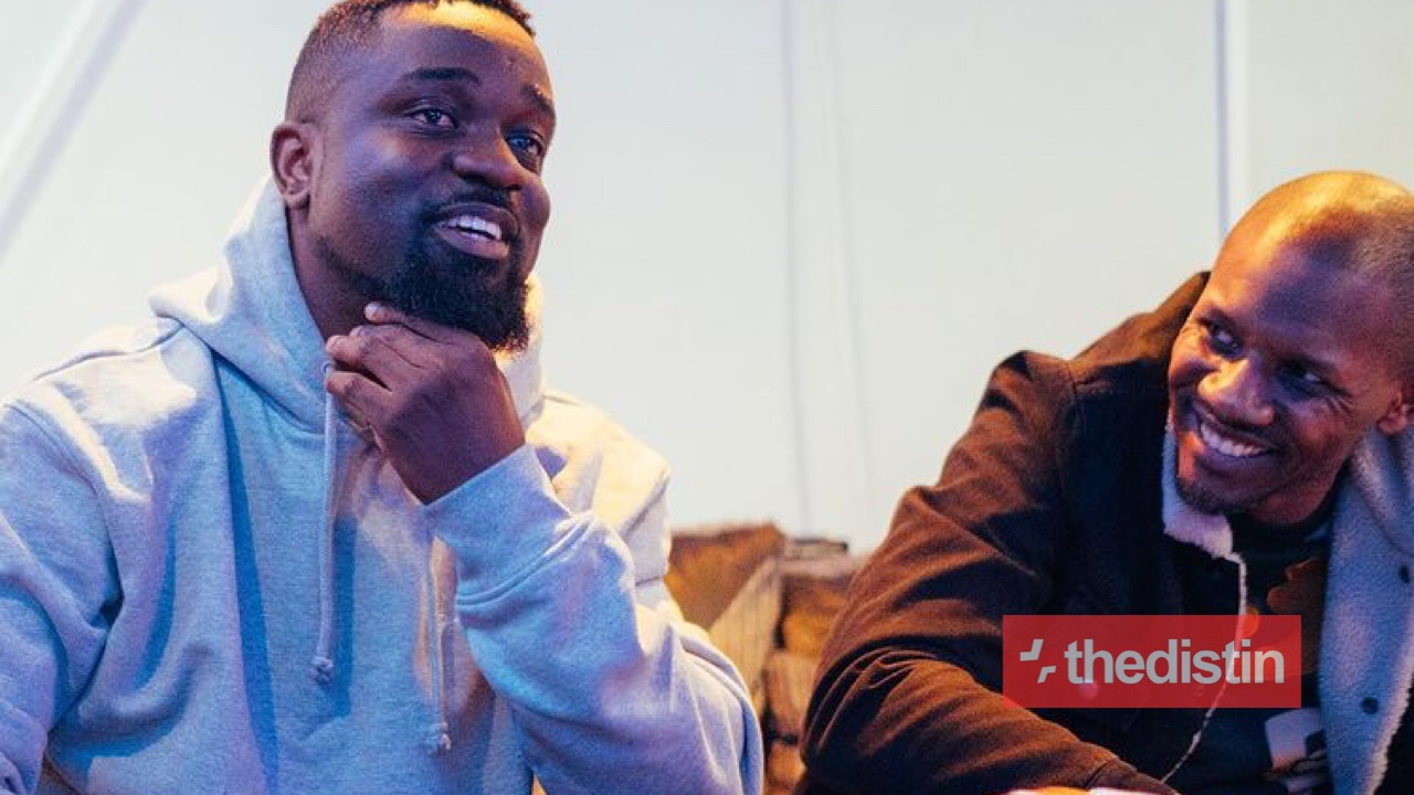 Sarkodie and Giggs
