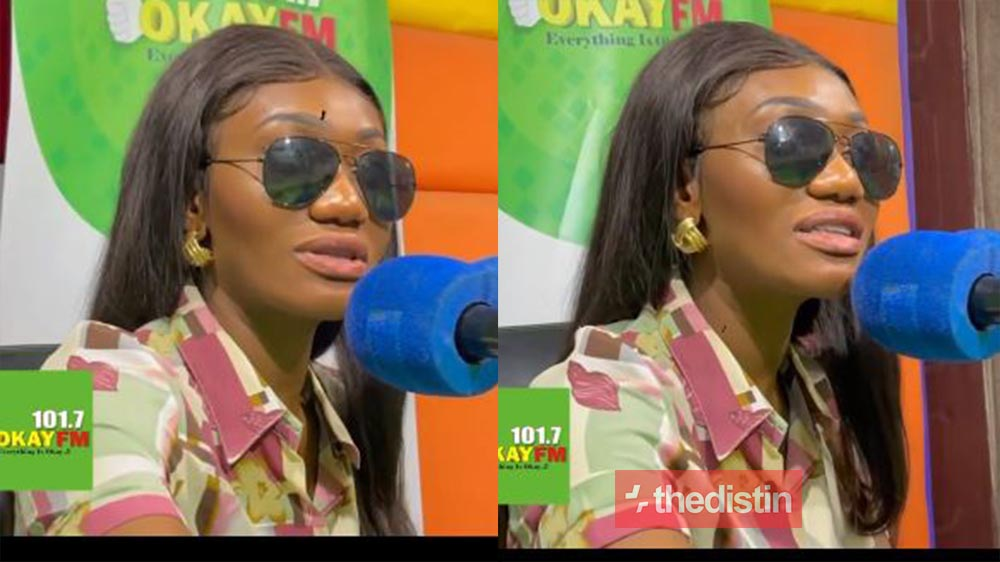 'i have seen the light' - Wendy Shay Follows Moesha, Reveals Her Relationship With God Now (Video)