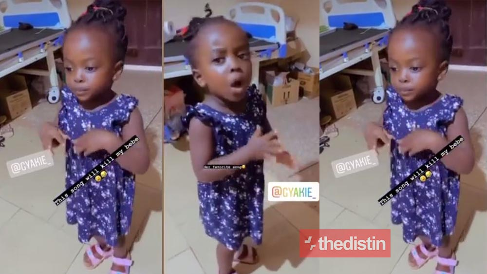 """Video Of A Small Girl Singing And Dancing On Gyakie's """"Forever"""" Goes Viral"""
