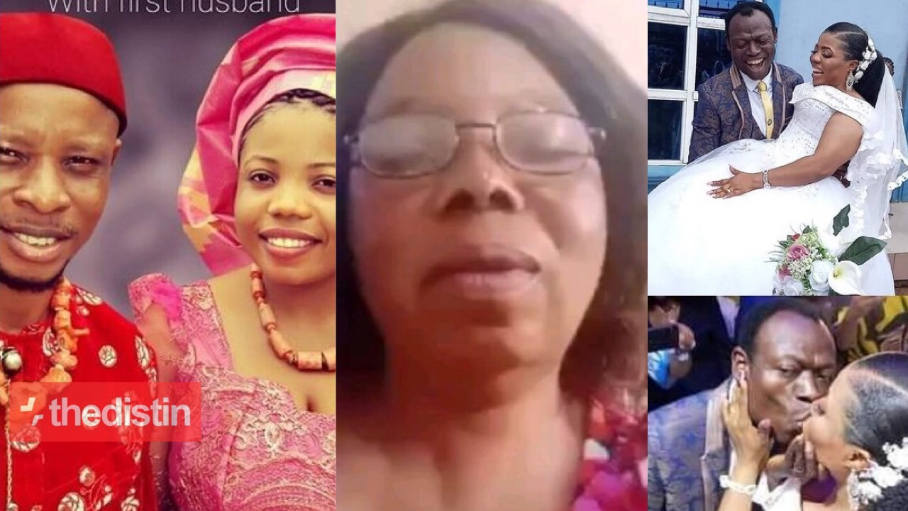 Tina Adeeyo's mother, Ben Bright and pastor who married his church member wife