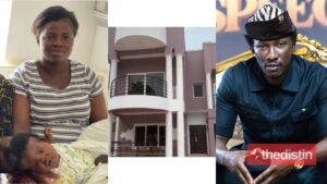 Nana Kwame Bediako Gifts Conjoined Twins A 5-Bedroom House And Ghc600,000, Video Drops