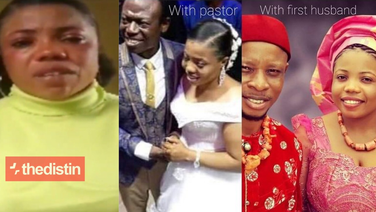 Tina Adeeyo, Ben Bright and pastor who married his church member wife